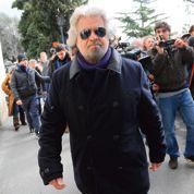 Pas à pas, Beppe Grillo dévoile son jeu