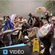 Londres: les petits rats du «Harlem Shake»