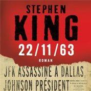 Stephen King veut sauver JFK