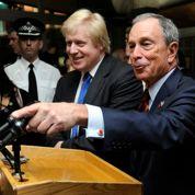 Le maire de New York étend son empire à Londres