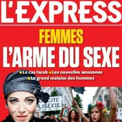 L'Express choque à gauche et à droite