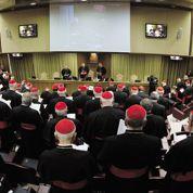 Dialogue tendu entre les cardinaux à Rome