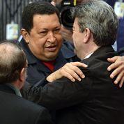 Hugo Chavez: la gauche française dispersée