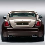 Rolls-Royce Wraith: la GT des gentlemen