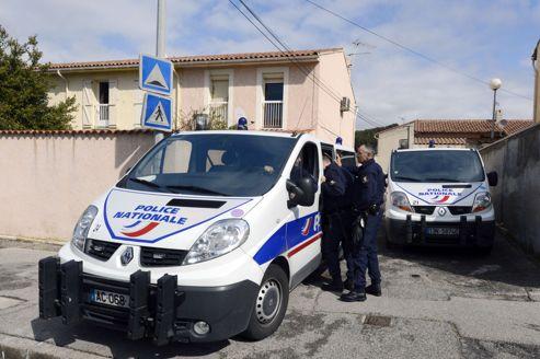 Des perquisitions ont été menées ce jeudi au domicile des deux islamistes présumés à Marignane.