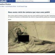 Facebook, expert en art et en pornographie
