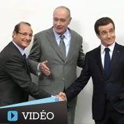 Hollande, Sarkozy et Chirac dans un téléfilm