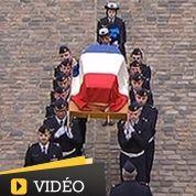 L'hommage de la nation à Stéphane Hessel