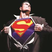 Superman, super-héros du Salon du livre