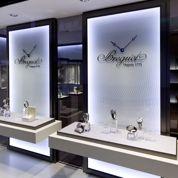 Swatch Group porté par ses montres de luxe