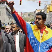 Maduro a grandi dans l'ombre de Chavez