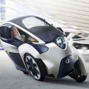 Toyota i-Road: un trois roues révolutionnaire