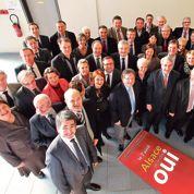 L'Alsace prépare son unification