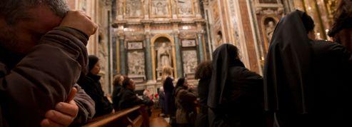 La lente décroissance du catholicisme en Europe