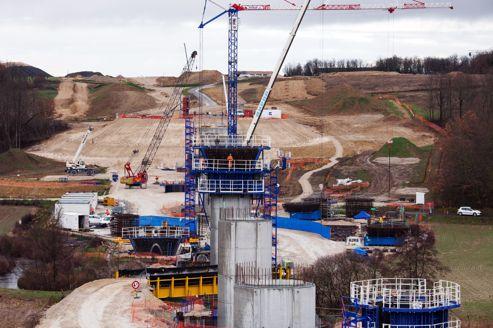 Les nouvelles lignes de TGV créent des milliers d'emplois