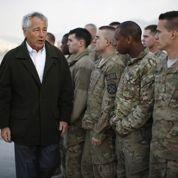 En Afghanistan, le chef du Pentagone malmené