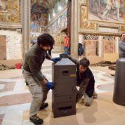 Le huis clos commence au Vatican