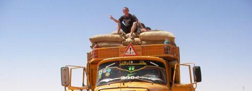 Il fait le tour du monde en stop pendant cinq ans