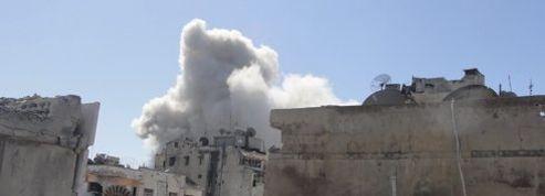 Syrie: Baba Amr à nouveau sous les bombes