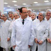 À Dijon, Hollande se confronte au désamour
