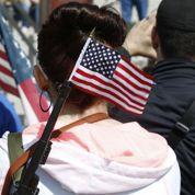 La NRA tientl'Amérique au bout du fusil