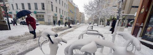 La neige ne fait pas les affaires des commerçants