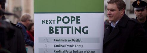 Conclave : les bookmakers s'affairent eux aussi