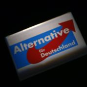Un parti anti-euro défie Angela Merkel