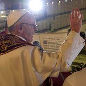 Les premiers mots du pape François