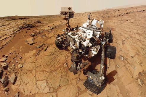 Curiosity valide l'intérêt d'un retour d'échantillon martien