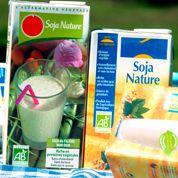 Alerte sur les «laits de soja» pour les bébés
