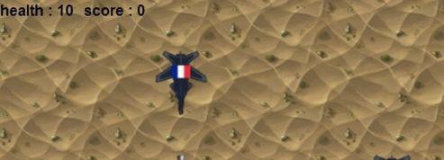 Un jeu vidéo djihadiste contre l'armée française