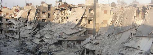 Syrie : deux ans de guerre, <br/>un pays morcelé
