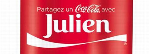 Une bouteille de Coca-Cola avec mon prénom, sinon rien!