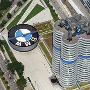 BMW vise un nouveau record de vente en 2013
