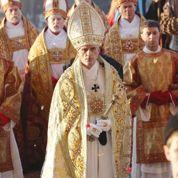 Pape, du Vatican aux écrans