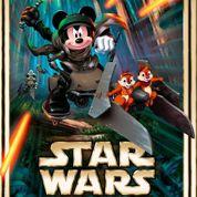 Star Wars : le côté obscur de Mickey