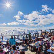 Les stations de ski font le plein, malgré la crise