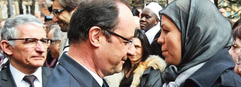Hollande contre le terrorisme sans «aucunrelâchement»
