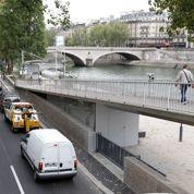 Paris : rive droite, les quais tardent à séduire