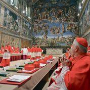 Dans le secret du conclave
