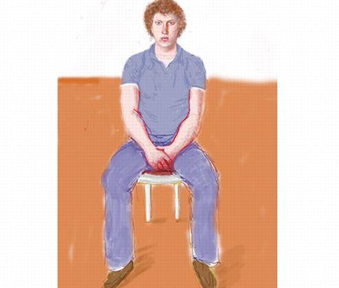 David Hockney : le décès mystérieux de son assistant