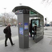 Big bang attendu pour les Abribus parisiens