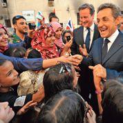 Deux ans après, Sarkozy de retour en Libye