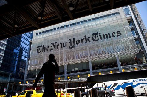 Le <i>New York Times</i> a annoncé des recettes de diffusion payante supérieures à ses revenus publicitaires.