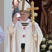 Le Pape dit une homélie d'une grande simplicité