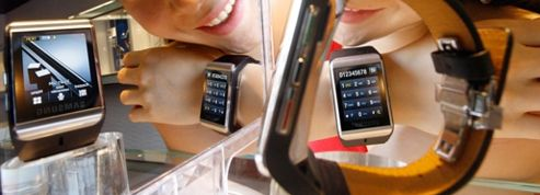 Samsung prépare aussi une montre intelligente