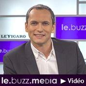 Louis Laforge, invité du Buzz Média