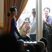 En Birmanie, Aung San Suu Kyi commence à décevoir