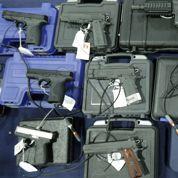 L'Amérique n'interdit pas les fusils d'assaut